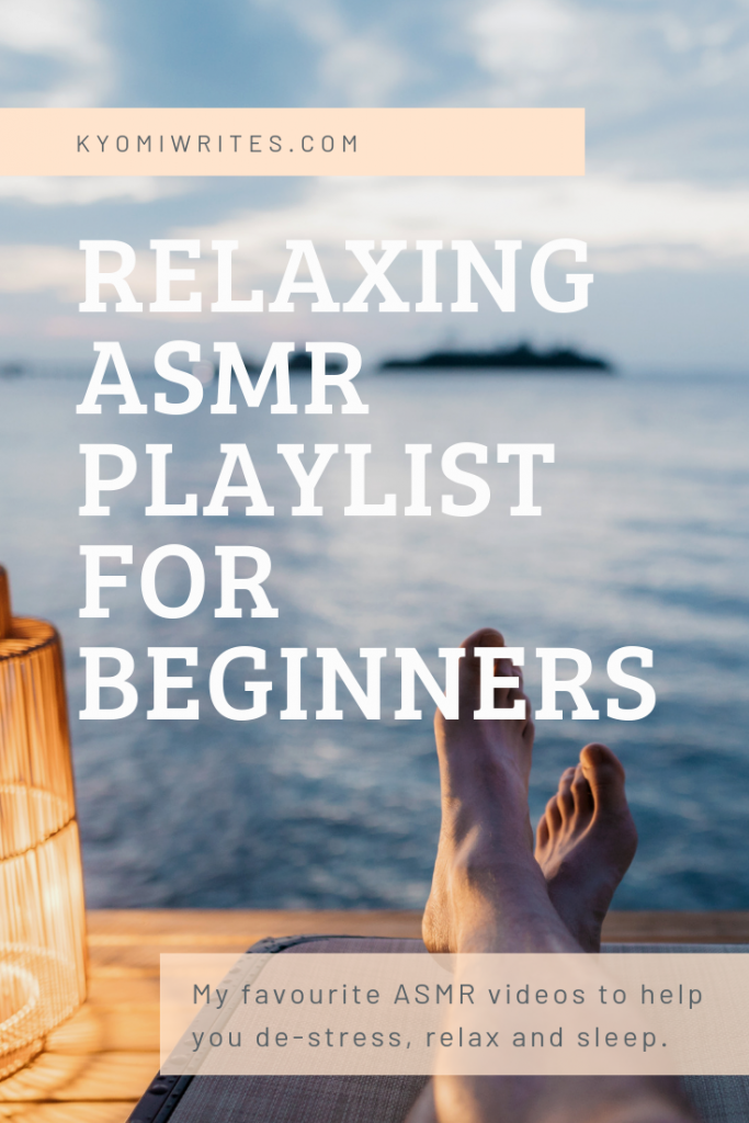 ASMR youtube playlist